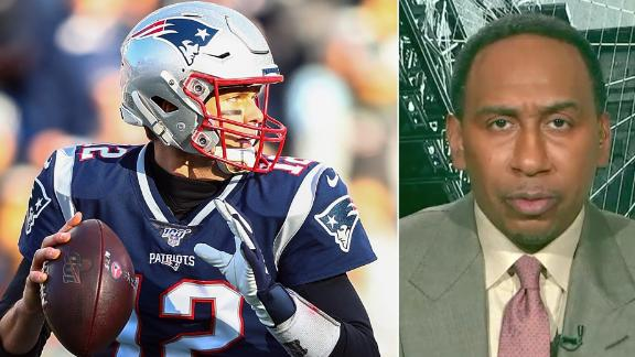 Is Tom Brady still a deep threat? Stephen A. weighs in