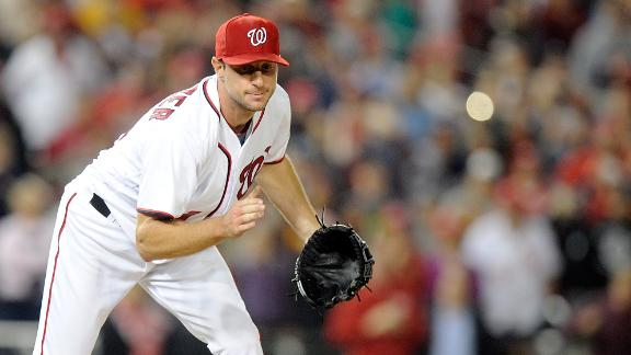 Max Scherzer joins the 20-strikeout club