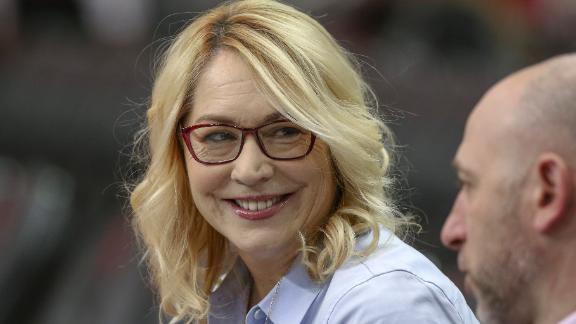Doris Burke describes her coronavirus symptoms