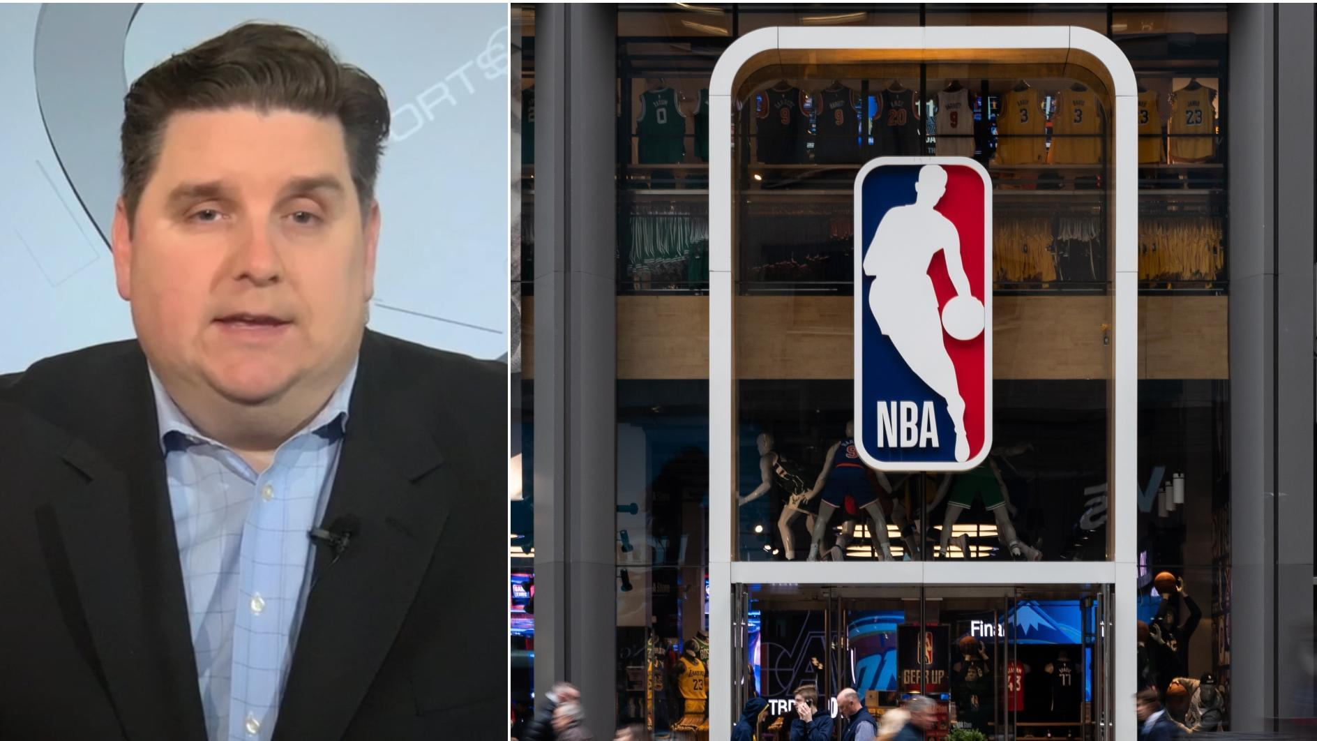 Windhorst: 'Almost 100 percent' NBA season resumes without fans