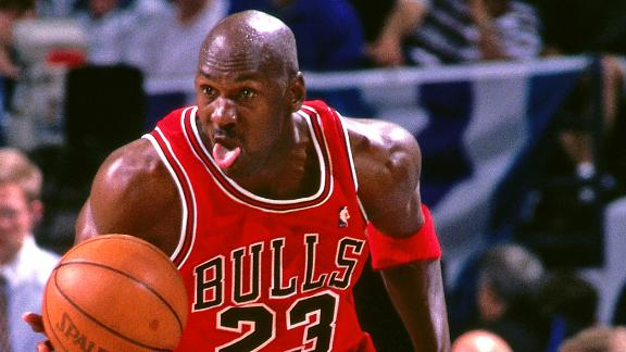 The best moments from MJ's career