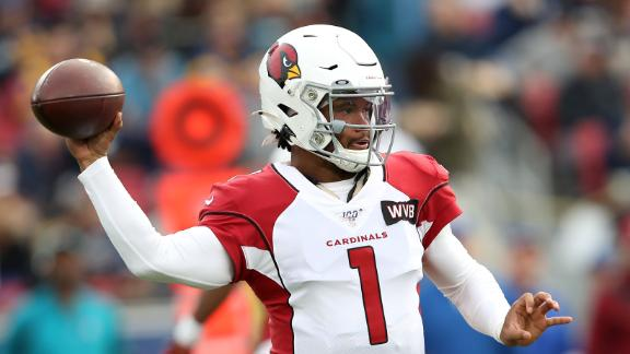 Relive the top moments from Kyler Murray's rookie year