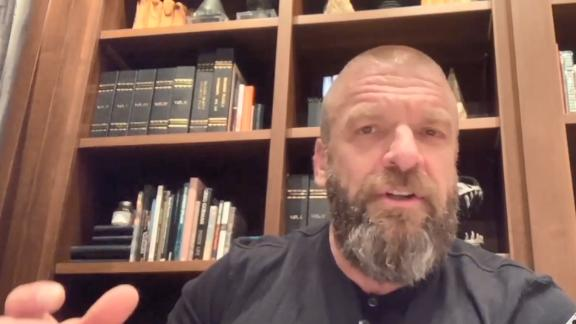 Triple H: Entertainment is a necessity now more than ever