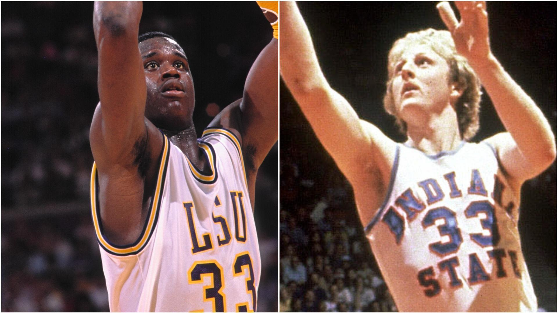 Shaq or Bird: Who should advance to the finals?