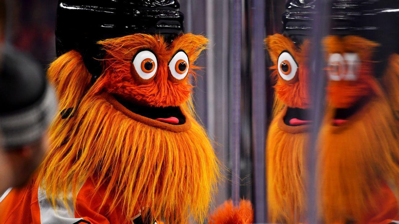 The Oral History Of Gritty Espn Video