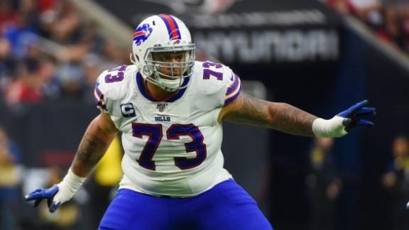 Is a new contract coming for Dion Dawkins in Buffalo?