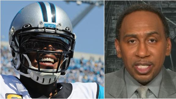 Stephen A. has the perfect team in mind for Cam Newton