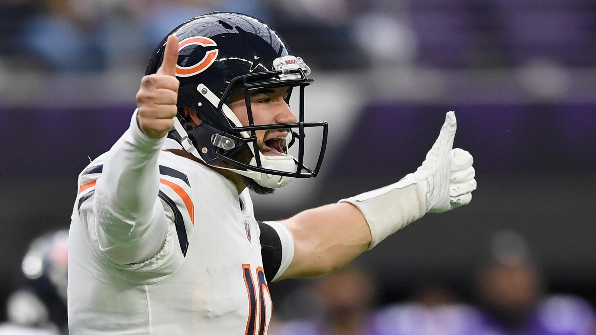 Is Trubisky still the Bears answer at QB?
