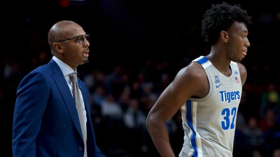 Hardaway reflects on decision to coach Memphis