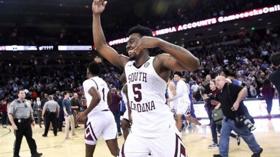 Top moments of 2019-20 SEC men's basketball season