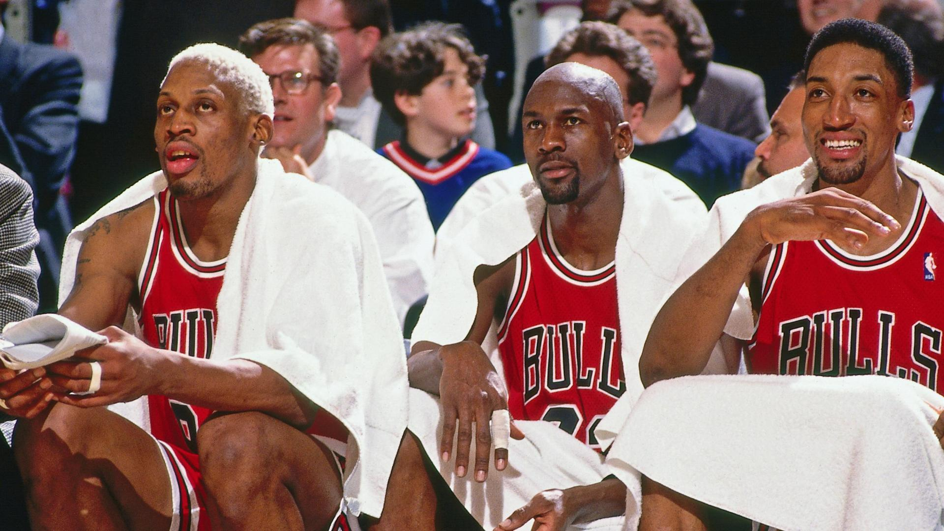 Ranking the Chicago Bulls' best NBA
