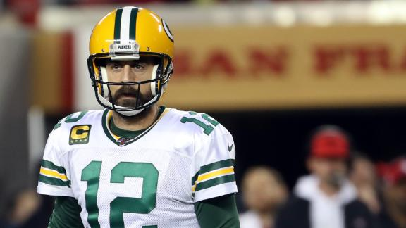 Is this the beginning of the end for Rodgers in Green Bay?