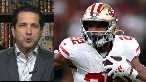Dolphins acquire Matt Breida from 49ers