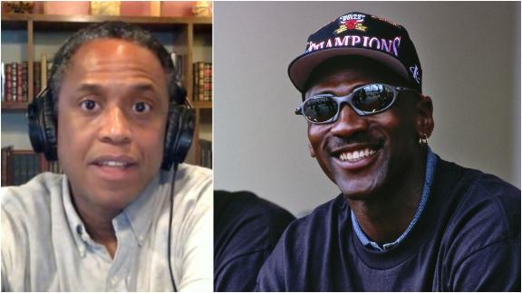 B.J. Armstrong tells 'embarrassing' story of 1-on-1 with MJ