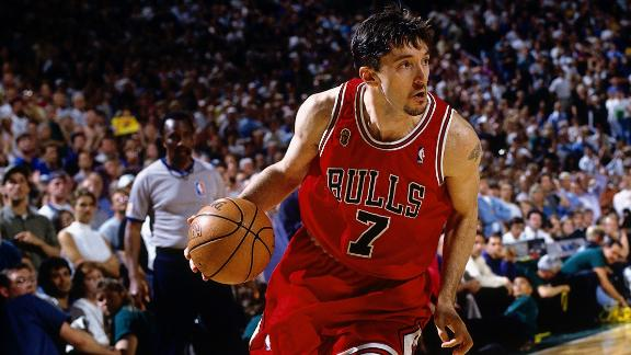 Toni Kukoc's best moments with the Bulls