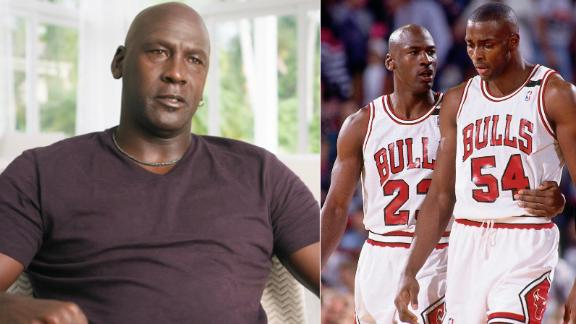 'The Last Dance' First Look: MJ blames Horace Grant for information leak