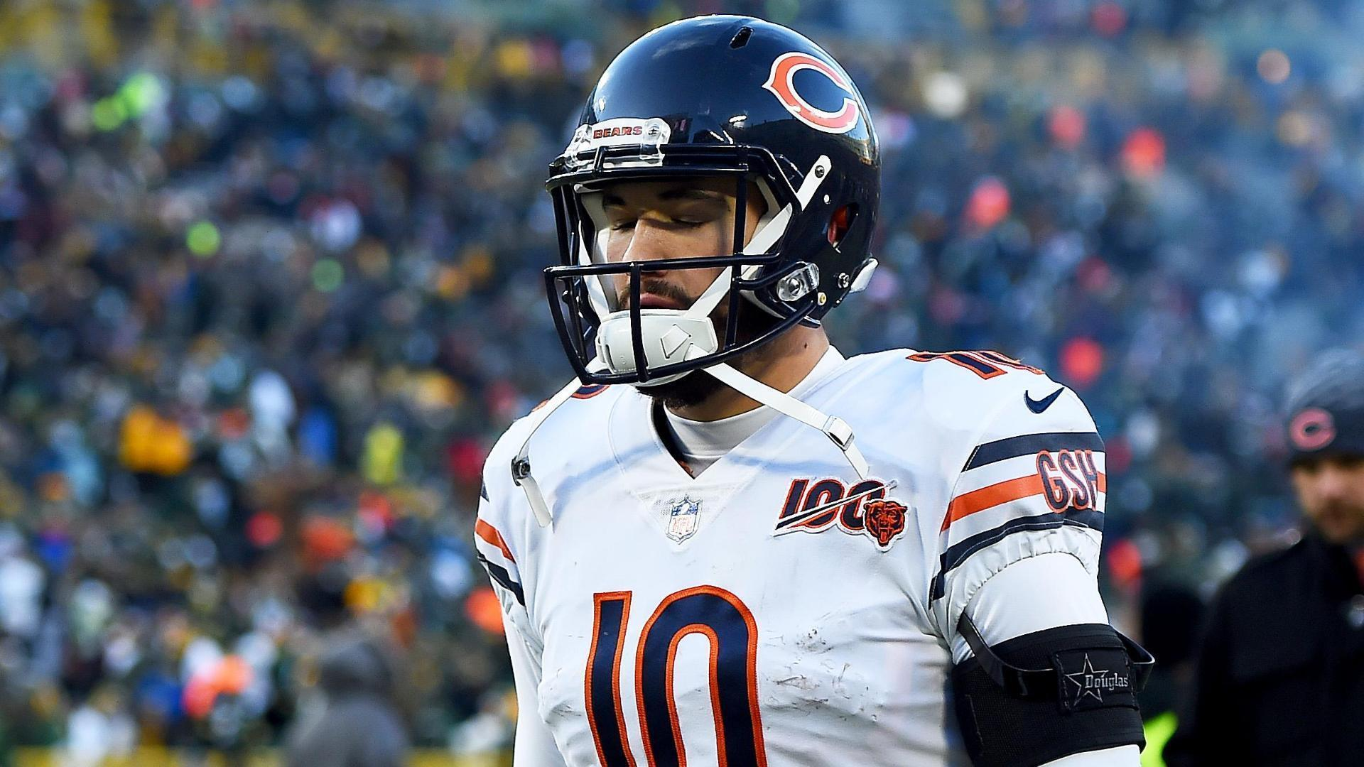 Why it's a longshot for the Bears to exercise Trubisky's option