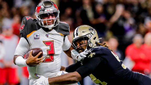 How Jameis fits with the Saints