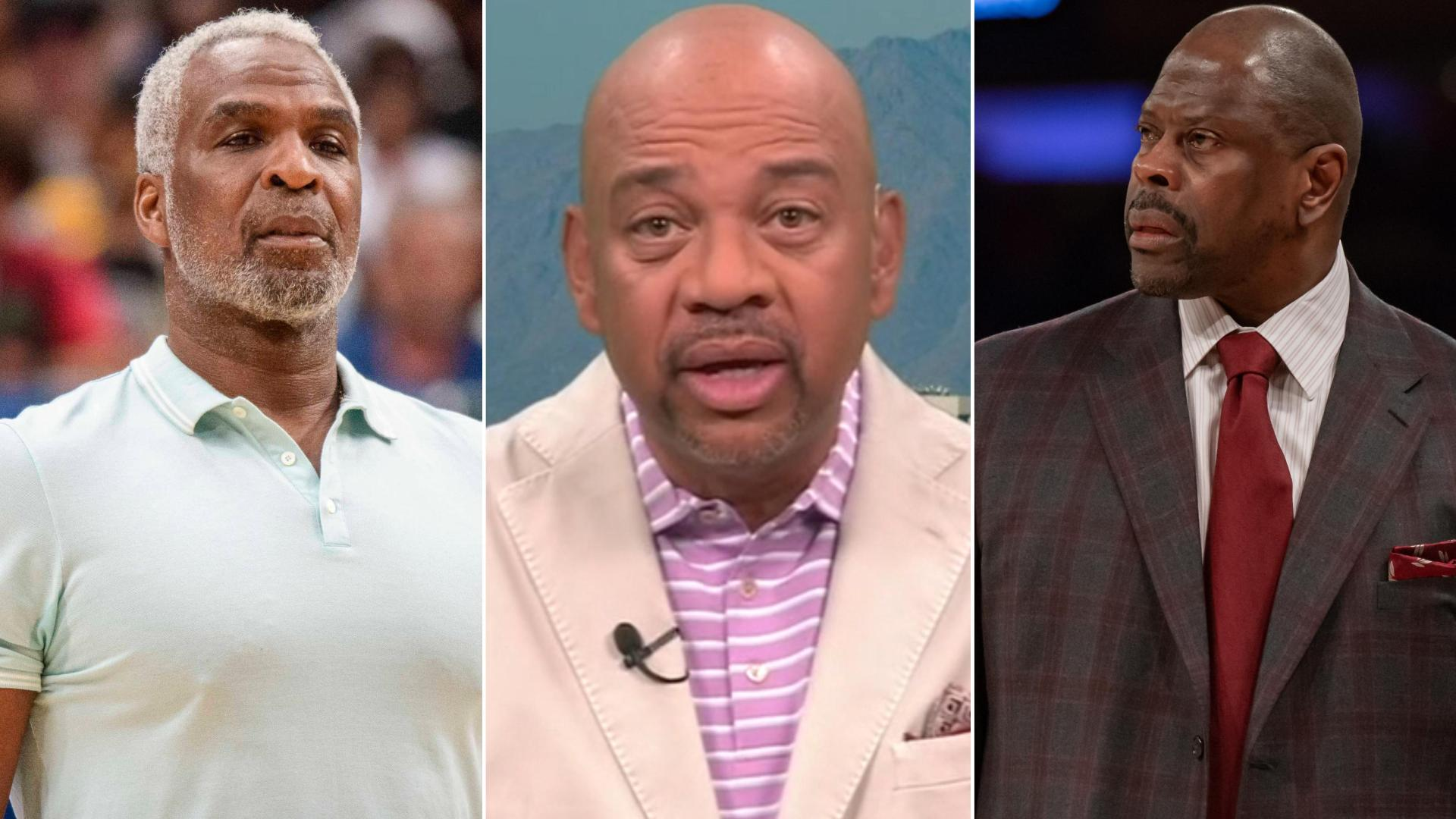 Why Wilbon doesn't agree with Oakley's criticism of Ewing