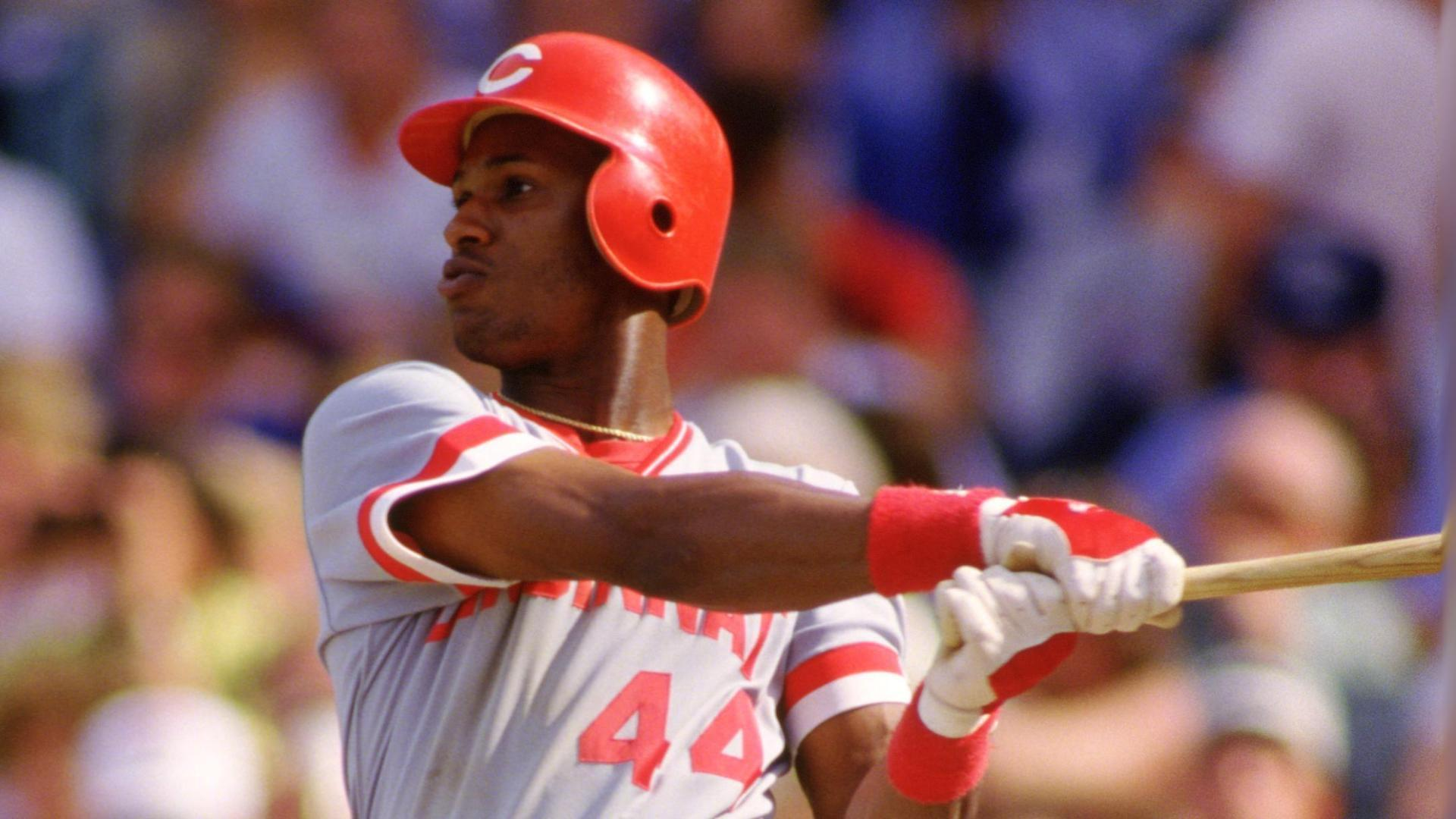 The year in the '80s when Eric Davis was the best in baseball