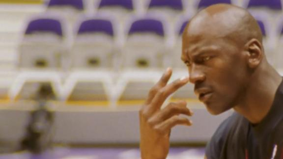 'The Last Dance' First Look: MJ was feared, and the Bulls needed him to be