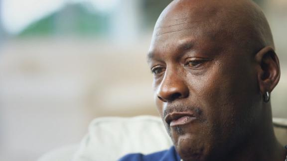 MJ gives emotional response defending his mentality