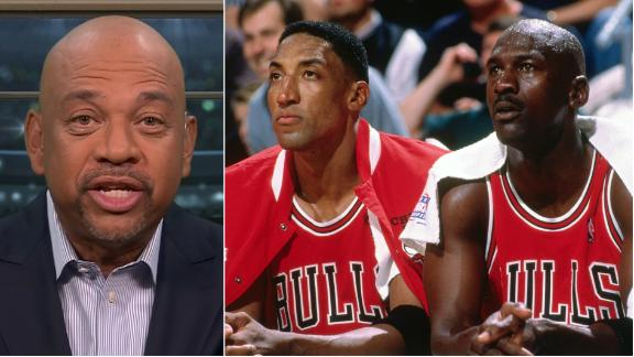 Why the Bulls had a great chance to win a 7th title in the 98-99 season