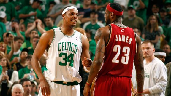 On this date: LeBron, Pierce battle in Game 7 for the ages