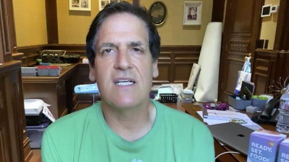 Why Mark Cuban is optimistic about NBA's return