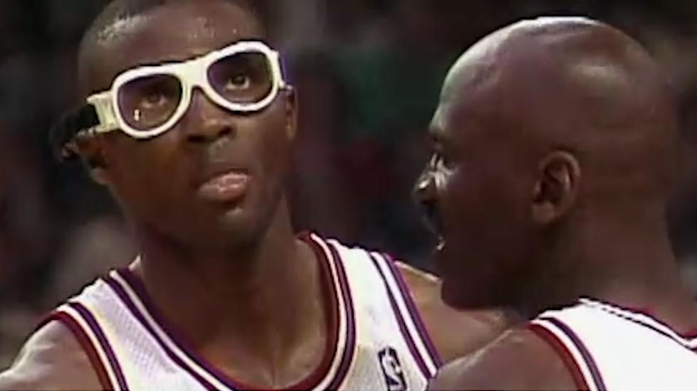 Horace Grant rips MJ for 'lying' about him in 'The Last Dance'