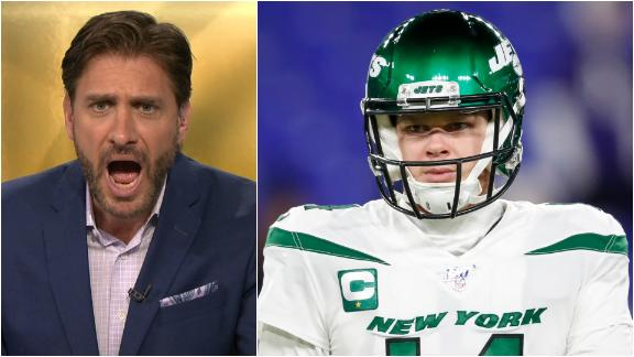 Greeny walks off over Sam Darnold disrespect