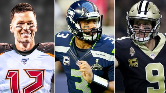 Brady, Brees or Wilson? Best Big Ten QB to start a team with