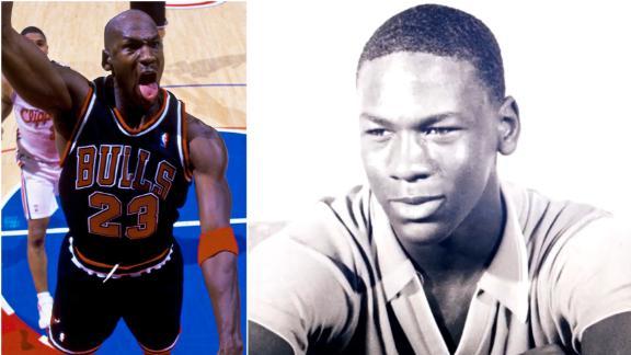 How Mike became Michael Jordan