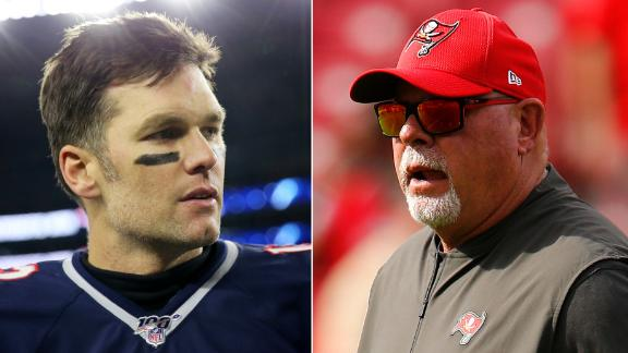 Bucs GM says Arians and Brady have something to prove