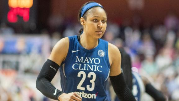 Will Maya Moore return to the Lynx in 2020?