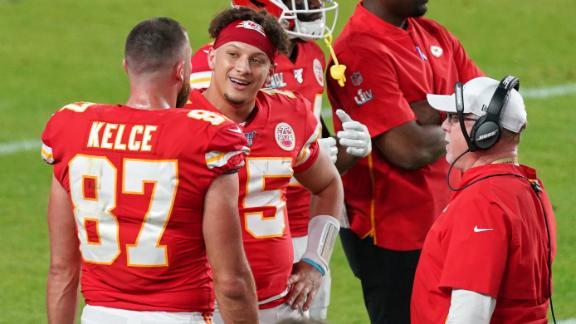 Chiefs take top spot in 2020 preseason rankings