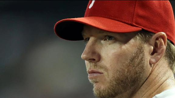 Roy Halladay's secret struggle with pain relievers