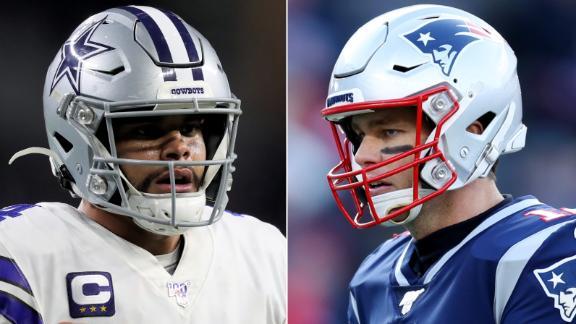 Who is under more pressure: Brady or Dak?