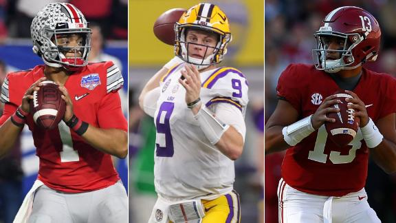 Burrow, Tagovailoa or Fields: Who will be the best NFL QB?