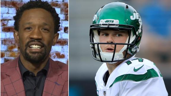 Foxworth is sick of people making excuses for Sam Darnold