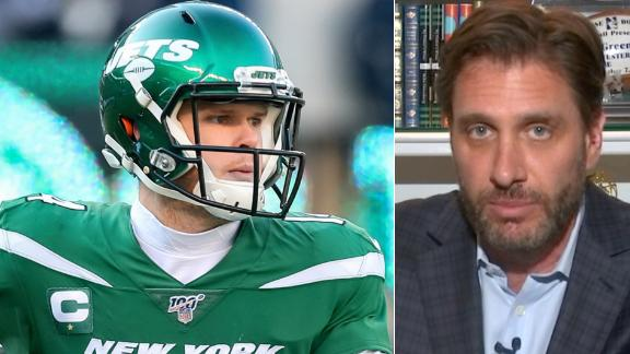 Greeny: 'Sam Darnold is about to become the best QB in the NFL'