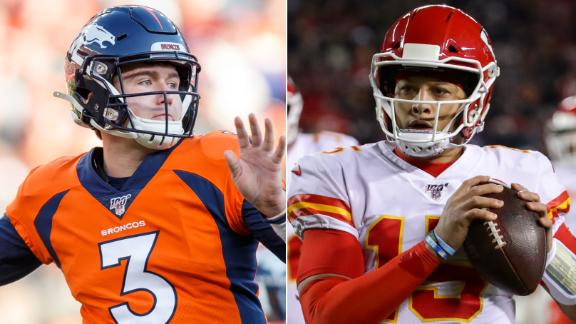 Which AFC West team has the brightest future?