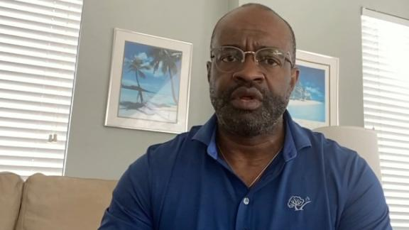 DeMaurice Smith emphasizes sports' role in social activism