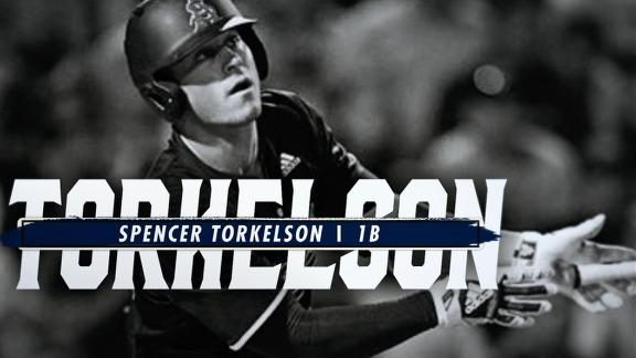 Get to know top MLB draft prospect Spencer Torkelson