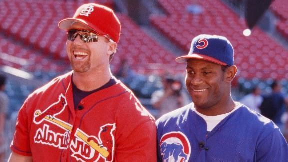 Joe Torre: Mark McGwire, Sammy Sosa saved MLB in '98