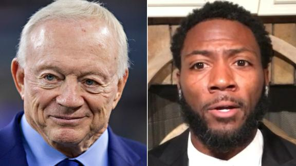 Is Jerry Jones' silence on racial injustice surprising?
