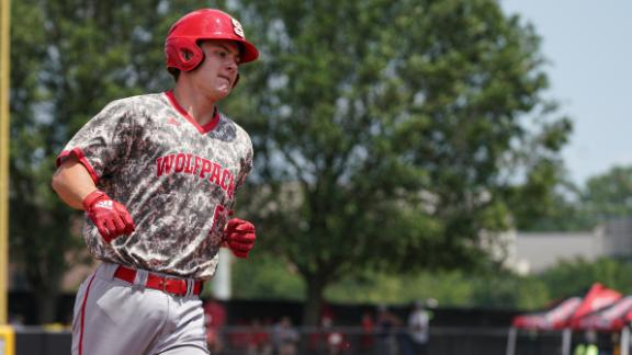 Patrick Bailey's MLB draft profile