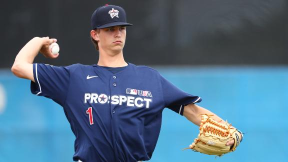 Mick Abel's MLB draft profile
