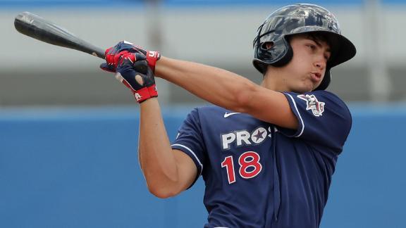 Tyler Soderstrom's MLB draft profile