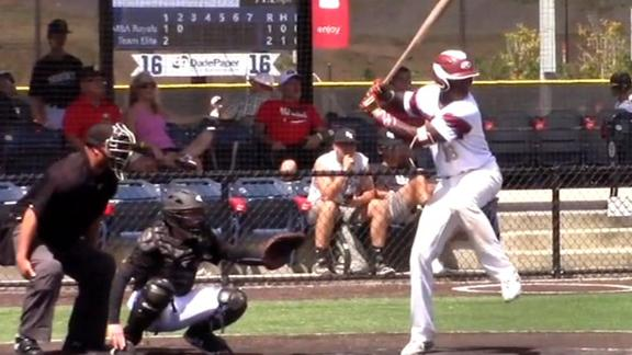 Jordan Walker's MLB draft profile